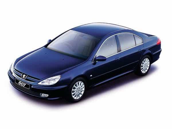 Peugeot607